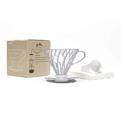 V60 Coffee Dripper with Filters
