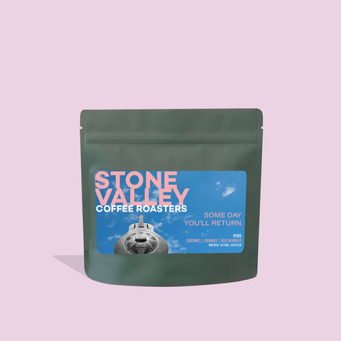 Stone Valley 250g Whole Beans - Some Day You'll Return - Peru