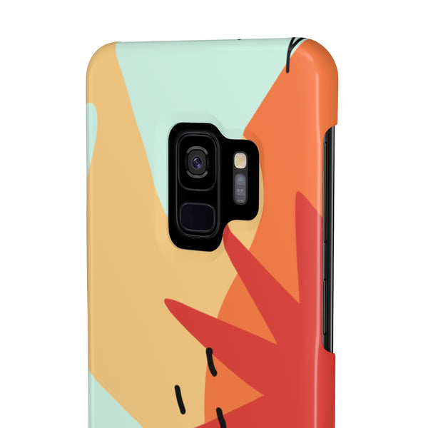 Bold and Bright Case Mate Slim Phone Cases
