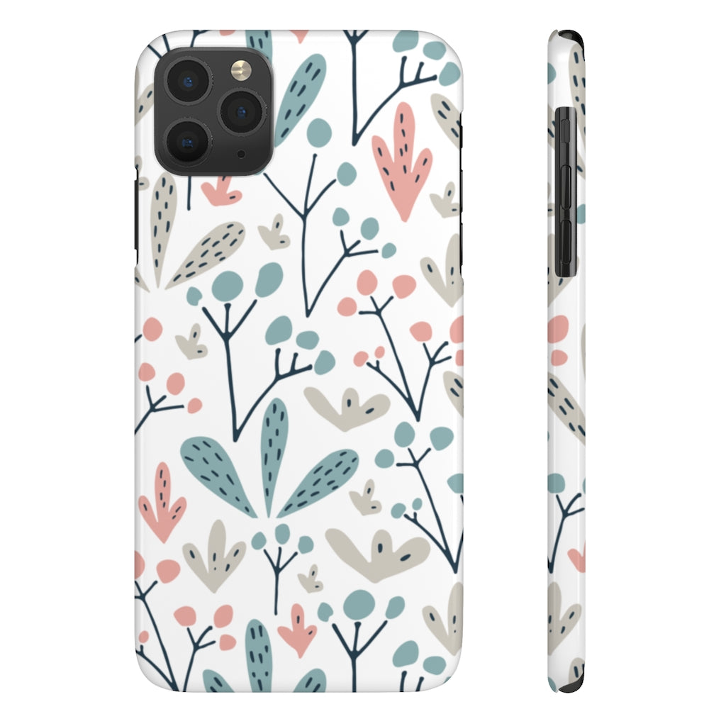 Abstract Fun Case Mate Slim Phone Cases