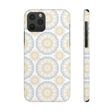 Delicate Kaleidescope Case Mate Slim Phone Case