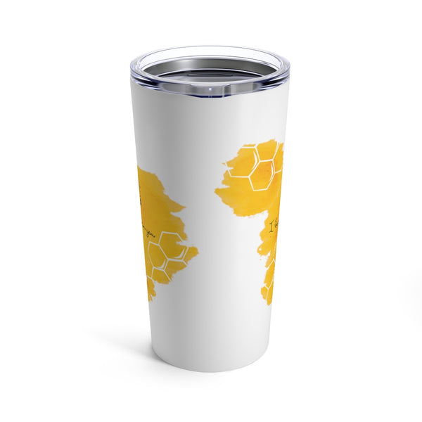 I beelieve in you hot/cold travel Tumbler 20oz
