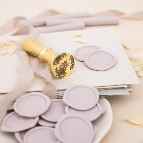 Bouquet Wax Stamper