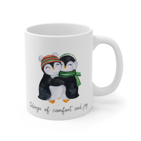 Tidings of Comfort and Joy 11oz Mug