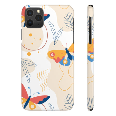 Mod Butterflies Case Mate Slim Phone Case