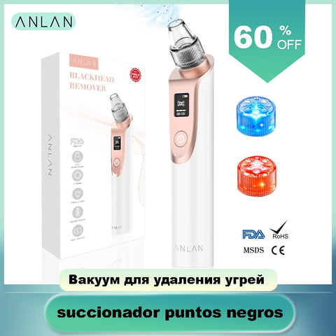 ANLAN Blackhead Remover Vacuum Pore Cleaner