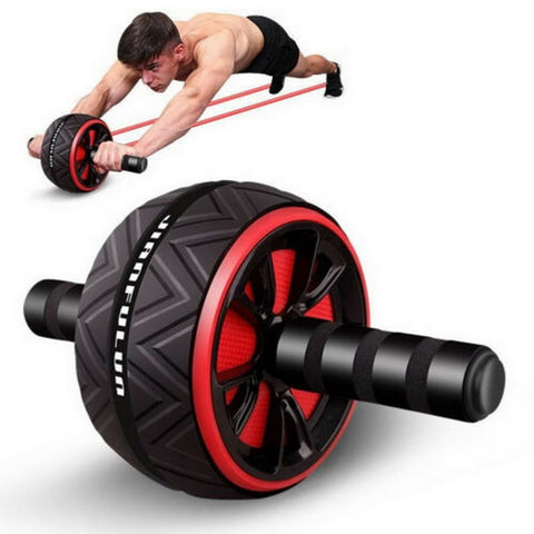 Abdominal Wheel Roller Trainer Fitness Equipment Home Gym