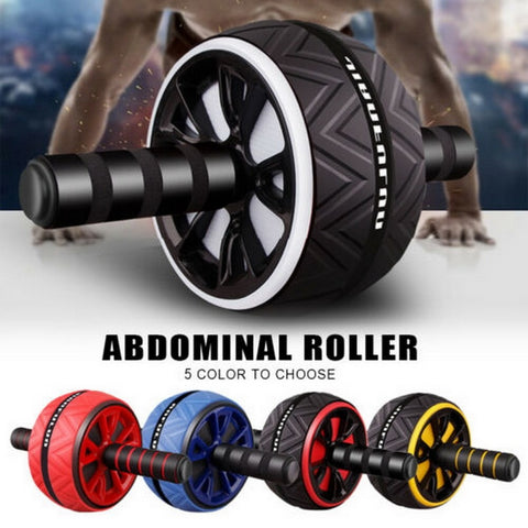 Ab Roller Big wheel Abdominal Muscle Trainer for Fitness