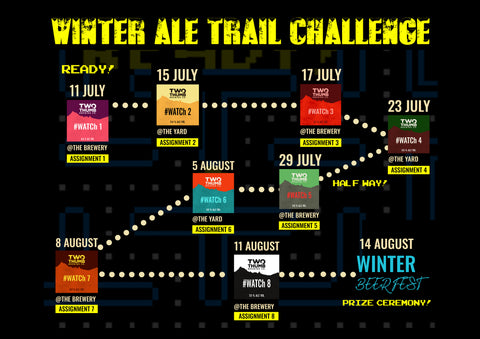 Winter Ale Trail Challenge Two Thumb