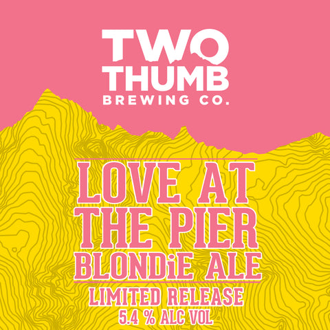 Love at the Pier Blonde Ale