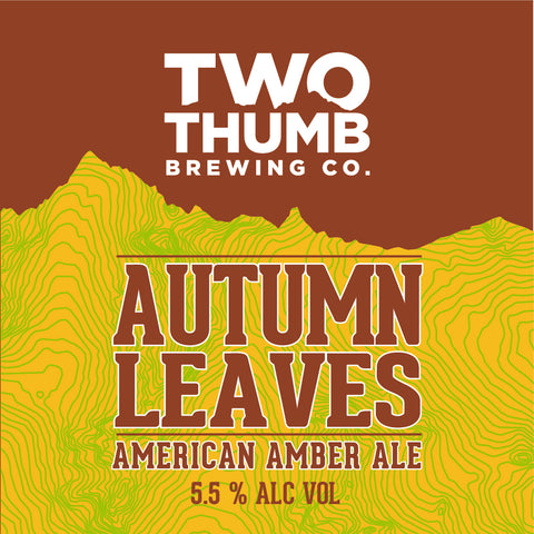 Autumn Leaves American Amber Ale