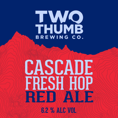 Cascade Fresh Hop Red Ale