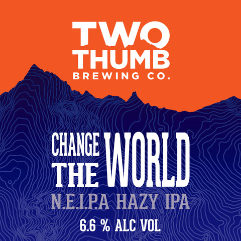 Change the World N.E.I.P.A Hazy IPA