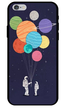 Load image into Gallery viewer, Selection of Space Themed TPU iPhone Covers
