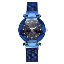 Load image into Gallery viewer, Starry Sky Stainless Steel Mesh Strap Quartz Watch - Available in Multiple Colours