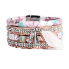 Load image into Gallery viewer, Wristband PU Leather Bracelet - Available in Multiple Colours