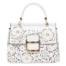 Load image into Gallery viewer, Floral PU Leather Handbag - Available in Multiple Colours