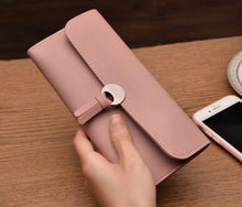Load image into Gallery viewer, Fashion PU Leather Purse