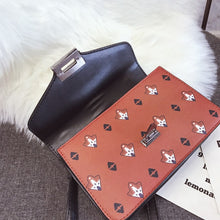 Load image into Gallery viewer, Retro PU Leather Cross-Body Bag