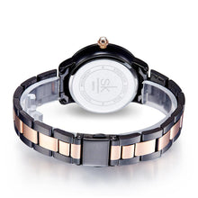 Load image into Gallery viewer, SK Stainless Steel Crystal Quartz Watch - Available in Multiple Colours