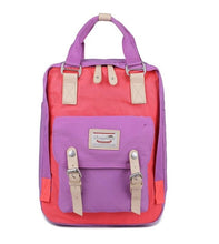 Load image into Gallery viewer, Travel/School Polyester Backpack - Available in Multiple Colours