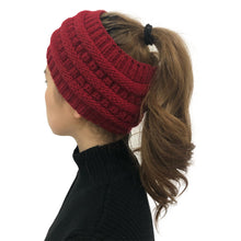 Load image into Gallery viewer, Knitted Acrylic Headband - Available in Multiple Colours