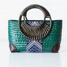 Load image into Gallery viewer, Retro Fashion Bamboo Fiber Handbag - Available in Multiple Colours