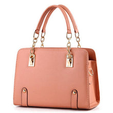 Load image into Gallery viewer, Luxury PU Leather Handbag - Available in Multiple Colours