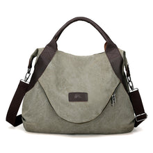 Load image into Gallery viewer, Canvas Handbag - Available in Multiple Colours