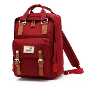 Travel/School Polyester Backpack - Available in Multiple Colours