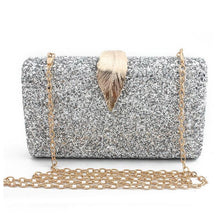 Load image into Gallery viewer, Sequined Ladies Clutch - Available in Multiple Colours