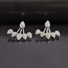 Load image into Gallery viewer, Crystal Stud Earrings - Available in Multiple Colours