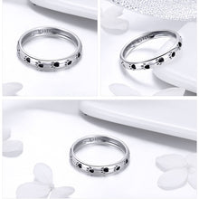 Load image into Gallery viewer, Sterling Silver Paw Print Ring - Available in Multiple Sizes