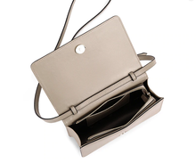 Load image into Gallery viewer, Elegant Split Leather Cross-Body Bag - Available in Multiple Colours