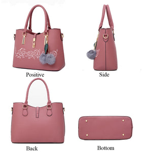 PU Leather Set of 3 - Available in Multiple Colours