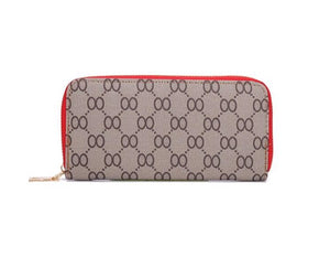 Retro Patterned PU Leather Set of 6 - Available in Multiple Colours