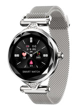 Load image into Gallery viewer, Stainless Steel Mesh Strap Smart Watch - Available in Multiple Colours