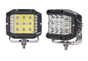 ROADVISION SIDEWINDER SQUARE COMBO BEAM (PAIR)