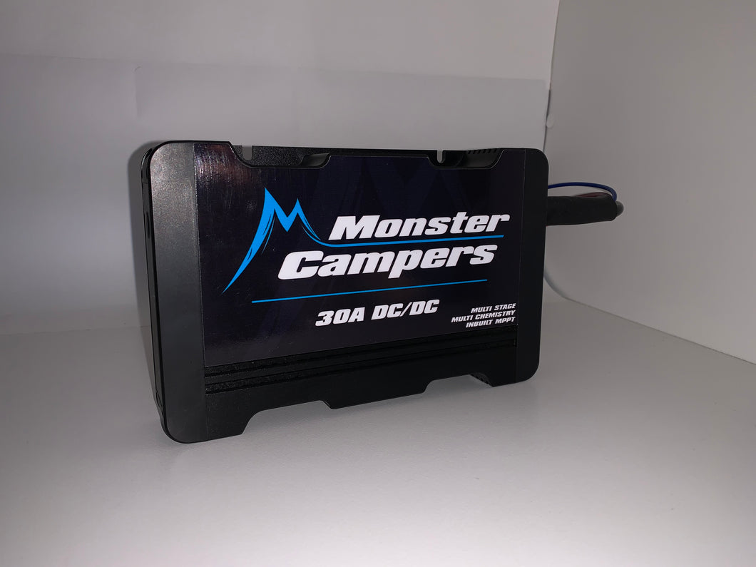 MONSTER CAMPERS 30A DC/DC CHARGER