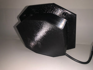 MONSTER CAMPERS CANOPY (FLUSH MOUNT) LIGHT HOUSING