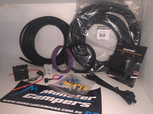 DC/DC CHARGER INSTALL KIT (60A)