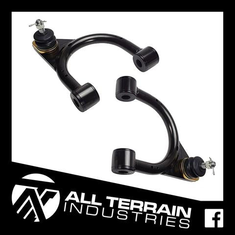 ATI ADJUSTABLE UPPER CONTROL ARM KIT - MAZDA BT50FORD RANGER & EVEREST 2011-CURRENT