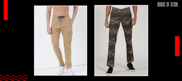 Form and Function - Cargo pants for men!