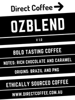 Direct Coffee - OzBlend V1.0