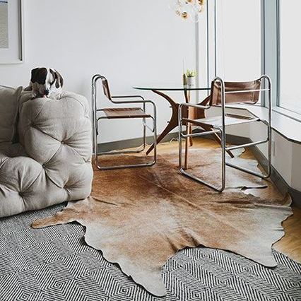 LAYERING YOUR COWHIDE STYLING IDEAS