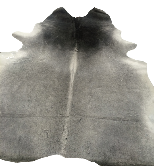 Premium Cowhide - Natural Grey