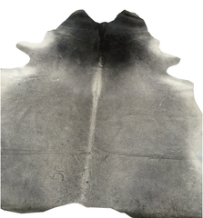 Premium Natural Cowhide - Grey ***NEW COLOUR***