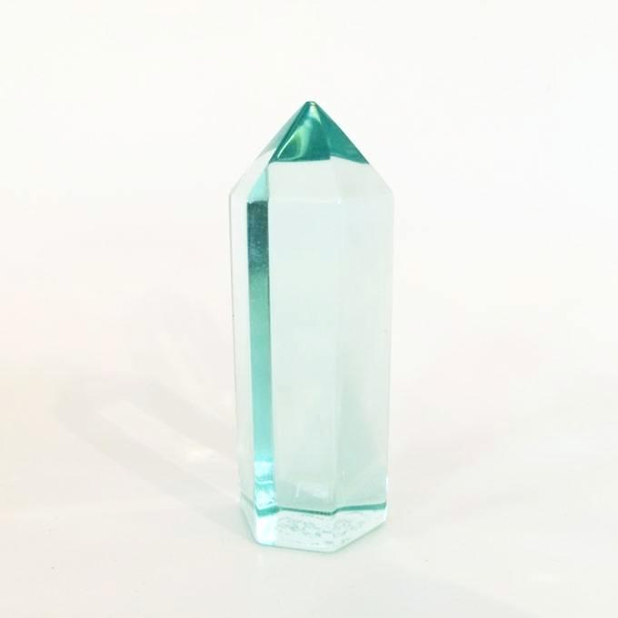 Green Obsidian Obelisk - Sourceress The Store - 1
