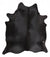 Premium Cowhide - Natural Black