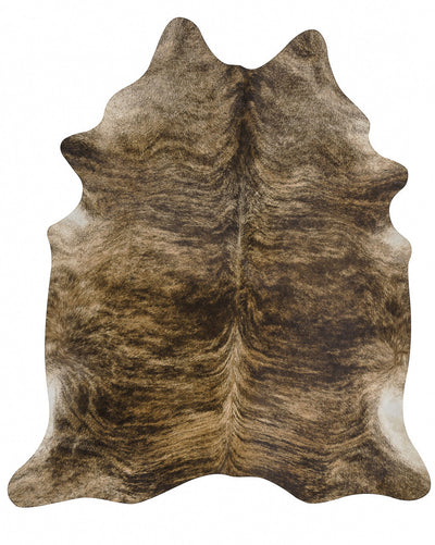 Premium Natural Cowhide - Brindle